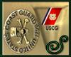 USCG Skull Signet Ring