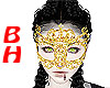 [BH]Crown Mask Gold