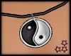 Jx Yin Yang Necklace F