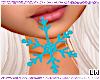 >Girl Ice Snowflake