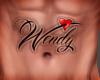 !D! Wendy  Duke Tattoo