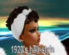 1920's hair style