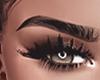 Eyebrows .Black