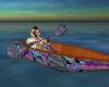 Boho Canoe