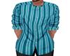 Camisa Masculina listada