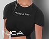 N: Make A  Shirt