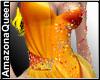 Goddess Fire Dress