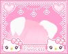 ♡ pup ears