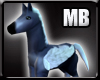 [MB] Baby Pegasus Blue