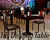 [M] HR Dinning Table
