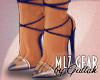 G. MLZ Blue Heel