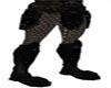 Black Elfic Bottom Armor