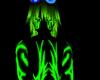 Green Neon Skin (Male)