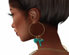 LKC Turquoise Earrings