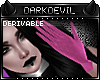DD|evil Gloves!