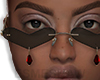 É. Heart Cry Glasses B