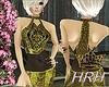 HRH Fantasy Gold Fire