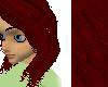Short Hila Dark Red
