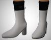 Block Heel Boots & Socks