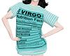Virgo Facts Sweet tee