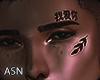 A: Face Tatt