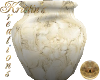 Gold and Ivory Vase
