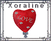 (XL)Love Balloon