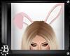 B | Bunny Pink ears