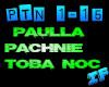Paulla  Pachnie Toba Noc