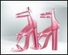Spring Pink Heels