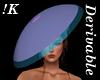 !K!Femme Fatale Enya Hat