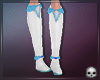 [T69Q] Cure white Boots