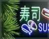 Sushi - sign