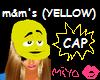 [Mi]m&ms CAP(yellow)