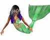 *KV* Mint Mermaid GA