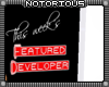 Featured Dev Sign