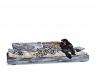 (ge)Snow Leopard sofa