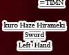 [TMN] Left Kuro Kaze