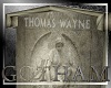 DC - Thomas Wayne Grave