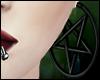 \/ Black Pentagrams