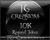 {TG} Req Token-10k