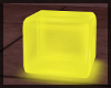 Neon Yellow Seating Cube