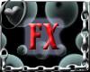 FX Bubble Wall Blue