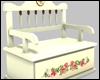Cream Romance Chair