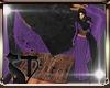 Arabic Dress Purple