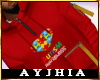 """a"""" Autism Hoody M RED"""