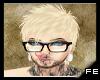 FE blonde vey hair
