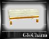 Glo* LeatherBench~Ivory