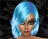 Short Baby Blue Hair