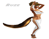Cute Brown Tail